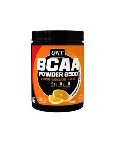 QNT BCAA 8500 Pre & Post Workout Energy & Recovery Instant Powder - 350g Orange