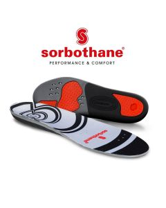 Sorbothane Sorbo Pro Shoe Insole - Shockwave Impact - Absorbing