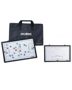 Molten MSBF Football Strategy Board For Coaching Easy Use Full Pitch Markout