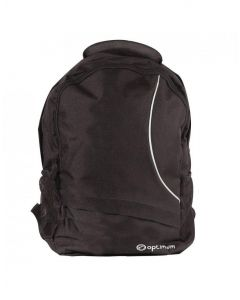 Optimum Sports Carry Handle Multiple Zip Pockets One Size Sports Back Pack